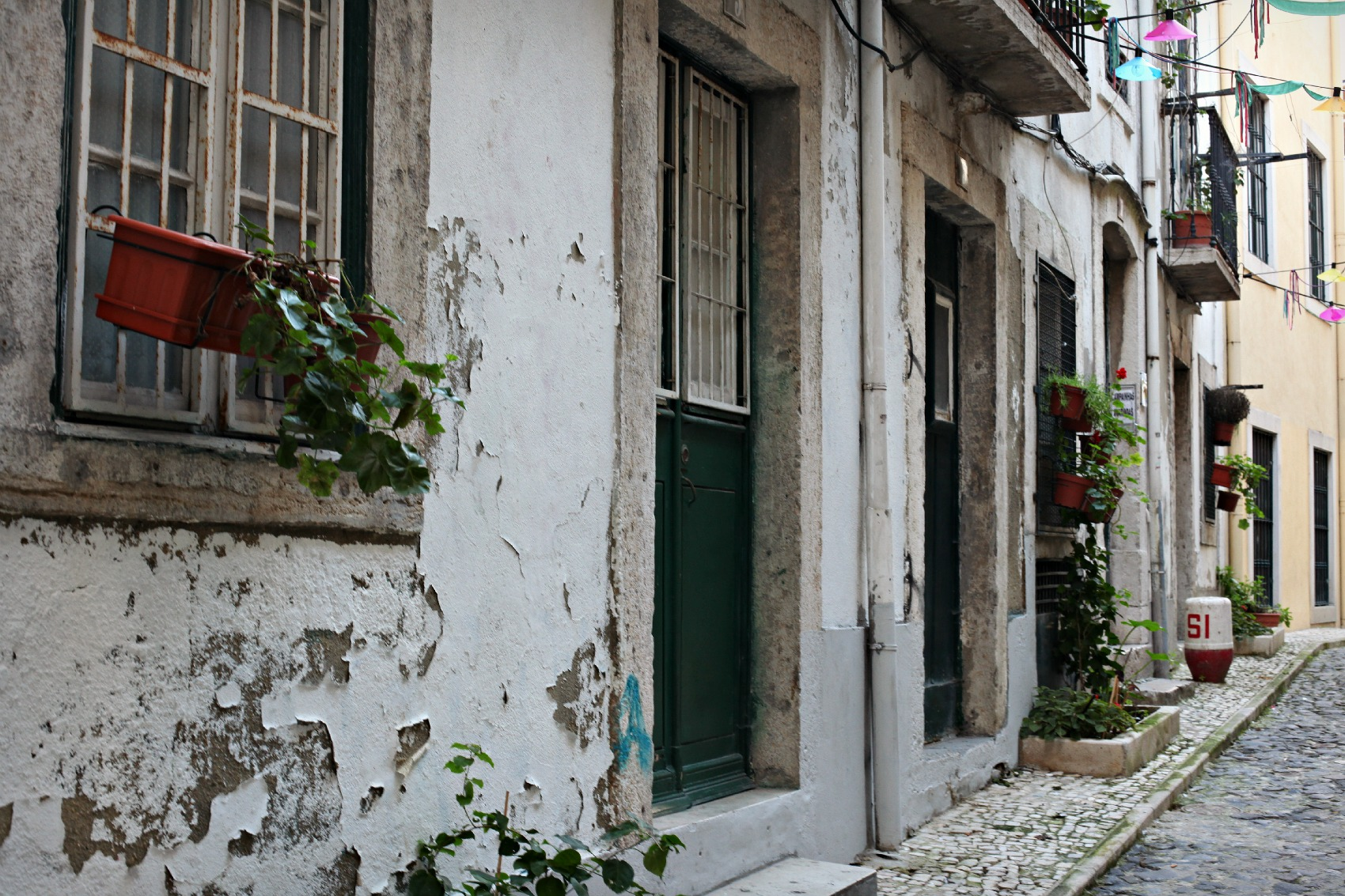 Streets of Mouraria
